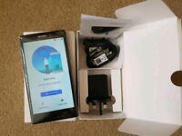 sony xperia L2, 32gb, vodafone, black.FOR SALE BRAND NEW.