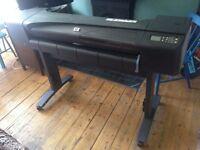 Canvas Printer HP Design Jet 800
