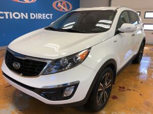2016 Kia Sportage SX SX AWD! BACK UP CAMERA!