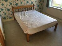 Double mattress (John Lewis Ortho 1000)