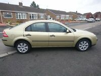 Ford Mondeo full MOT, HPI checked, very good condition, 62,222 miles