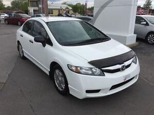 2011 Honda Civic DX-G Auto, mags, aileron