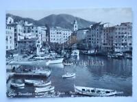Camogli Golfo Paradiso Genova Vecchia Cartolina -  - ebay.it