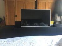 Superking TV bedframe