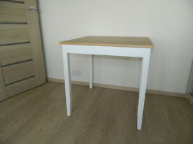 Quality Solid Pine LERHAMN Small Dining Table 74x74 cm x Height 73 cm New