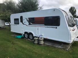 Bailey pamploma caravan 2017 4 berth