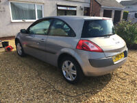2004 (54) Renault Megane Dynamique 3dr 1.5 Diesel - Great first car for someone, cheap to run.