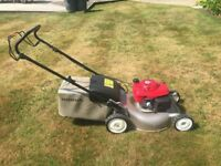 Honda Izy Lawnmower - HRG465C - perfectly maintained