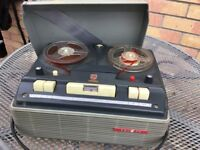 Phillips reel to reel tape recorder