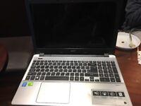 Laptop acer aspire v3