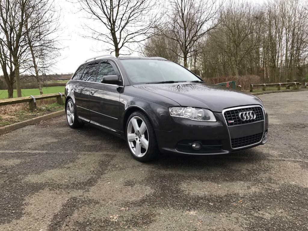 audi a4 avant 2 0 tdi s line b7 170bhp in prescot. Black Bedroom Furniture Sets. Home Design Ideas
