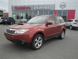 2010 Subaru Forester Limited AWD  Minor Hail Major Savings