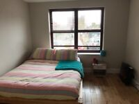 Double Bedroom available to rent, in a shared flat