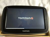 "TomTom Start 50 5"" Sat Nav GPS UK & Westren Europe Maps With Lifetime Free Update (UNIT ONLY)"