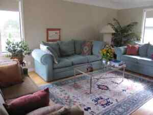 Furnished Character House in Old Town Courtenay