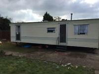 Static caravan off site #WEEKEND BARGAIN# self build