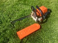 "STIHL MS180 Petrol All round Chainsaw 14"" bar like MS181 MS211"