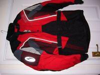 Richa cordura motor cycle jacket