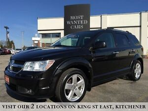 2010 Dodge Journey R/T 3.5L V6 AWD | LEATHER | BLUETOOTH | Kitchener / Waterloo Kitchener Area image 1