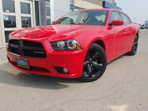 2014 Dodge Charger SXT *Side Blind Spot Alert/Leather/Sunroof/N