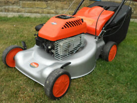 Petrol lawnmowers serviced, ready for this season. Part exchange your petrol lawn mower Lawn Mowers