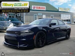 2016 Dodge Charger SRT Hell Cat. *850HP, supercharged. Leather*