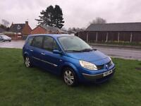 2006 Renault grand scenic dynamique 90k 11 months mot 7 Seater