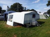 Dandy Discovery Trailer Tent and Full Canopy