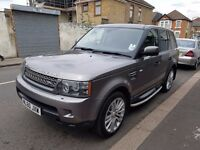 RANGE ROVER SPORTS TDV8 3.6 GREY 272BHP TWIN TURBOS