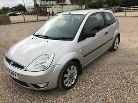 FORD FIESTA 1.4 FLAME 54 REG 3 DOOR