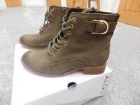 New ladies boots.