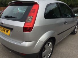 FORD FIESTA FLAME 3DR 1.4LIT WITH 62K IN PERFECT CONDITION
