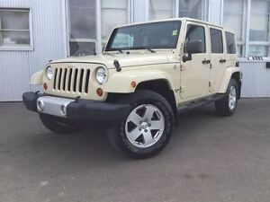 2011 Jeep WRANGLER UNLIMITED Sahara, BLUETOOTH, LOCAL VEHICLE
