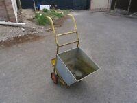 Unusual Wheelbarrow