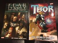 Thor: The world eater & Fear Itself: The home front - Marvel