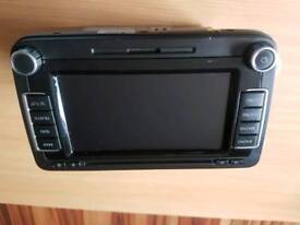 VW 315 DAB BLUETOOTH SAT NAV