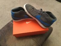 """MEN'S NIKE BLAZER MID RETRO TRAINERS """"NEW CONDITION. WORN ONCE £25"""