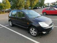 Ford fiesta 1.4 Patrol * Cheap Tax and Insurance/ Low mileage/ready to Drive away