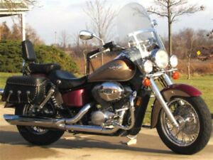 2000 Honda VT750CD American Classic Edition ACE  $2,995  Tour or