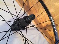 Shimano RS11 road wheels