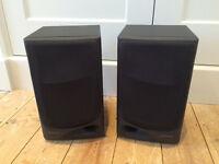 Kenwood 3 Way 60W Home Hi-FI Stereo Speakers