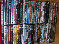 ULTIMATE 60+ DVD COLLECTION £50 ONO