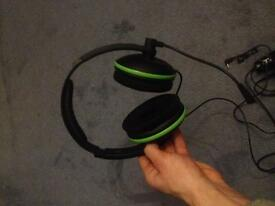 Turtle beach XL1 ear force gaming headset