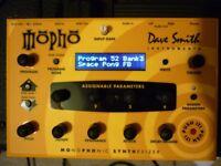 Dave Smith Mopho - desktop synth module