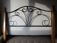 Double Bed Frame Excellent Condition