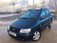 2006 HYUNDAI MATRIX DIESEL ++ ALLOYS ++ ELECTRIC WINDOWS ++ CD ++ AUGUST MOT.