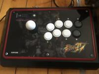 Tournament edition Street fighter IV arcade fightstick