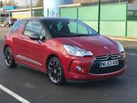 CITREON DS3 D STYLE PLUS 2014 (63 REG)*ONLY 15K MILES*£4999*SERVICE HISTORY*PX WELCOME*DELIVERY