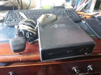 LG External Super Multi DVD Rewriter - GSA-E60L