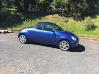 Ford street Ka 1.6 convertible 1 years mot low miles